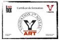 Certif Bartending Antoine V