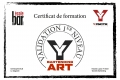 Certif Bartending Christophe Dils