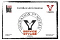 Certif Flair Bartending - Ludovic