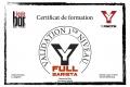 Certif FULL BARISTA Anais