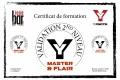 Certif MASTER - Flair Marie D