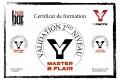 Certif MASTER - Flair Vlodia