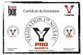 Certif PRO BARISTA Frederique Sai