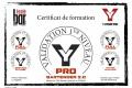 Certif PRO BARTENDER - 2.0 Florian V