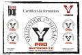 Certif PRO BARTENDER - 2.0 Kevin S