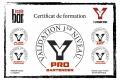 Certif PRO BARTENDER Anizon N