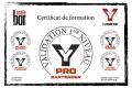 Certif PRO BARTENDER Cyril G