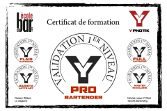 Certif-PRO-BARTENDER-William-D