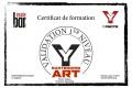 Certif Bartending Christophe M