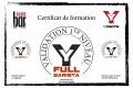 Certif FULL BARISTA Sandrine