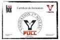Certif Full Bartending Christophe D