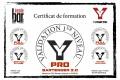 Certif PRO BARTENDER - 2.0 Antoine