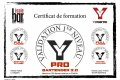 Certif PRO BARTENDER - 2.0 Nicolas P