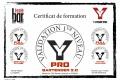 Certif PRO BARTENDER - 2.0 Yannick R