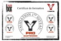 Certif PRO BARTENDER Emeric B